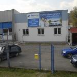 Tišnov - instalace banneru